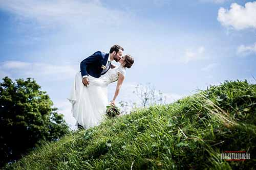 Frederiksberg have bryllup / bryllupsfotografering