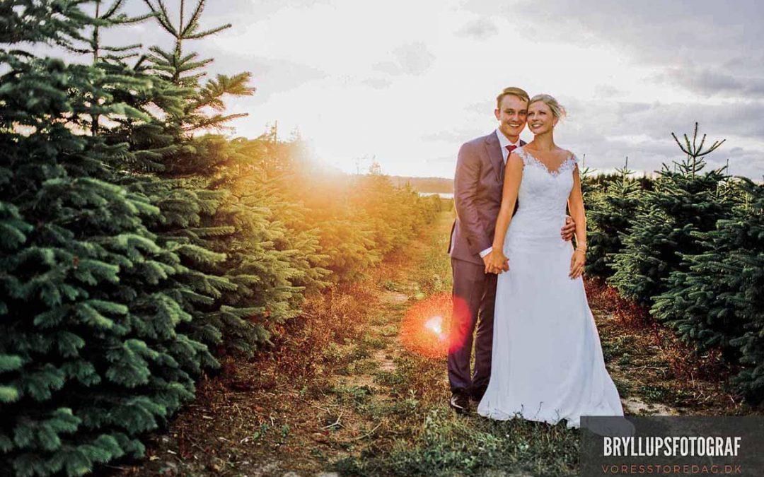 Bryllup Vestkysten