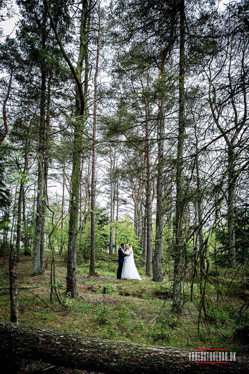 Vestjylland bryllup