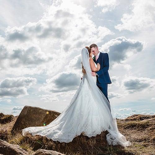 billig bryllupsfotograf Helsingør