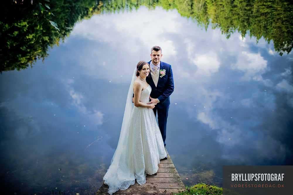 Fotograf for bryllup