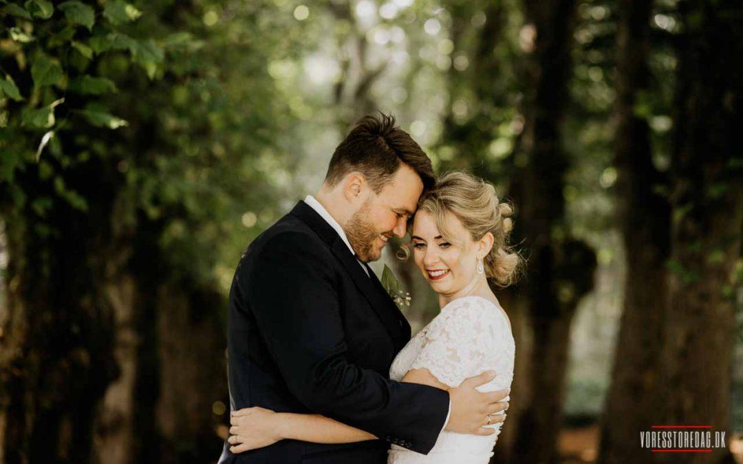 Bryllupsfotograf Rødovre