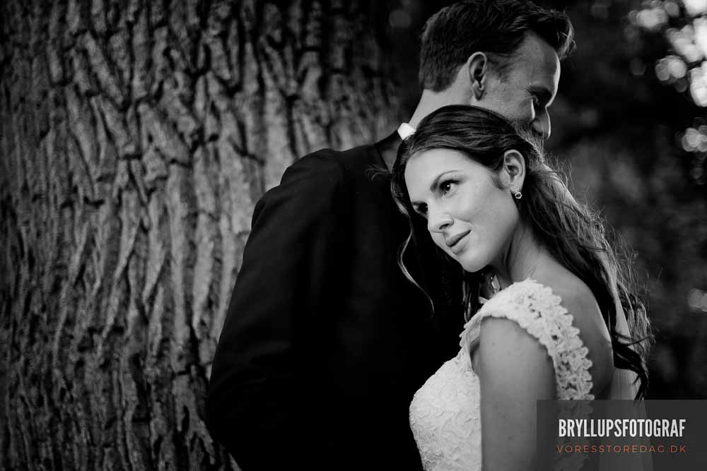 Et eventyrligt bryllup