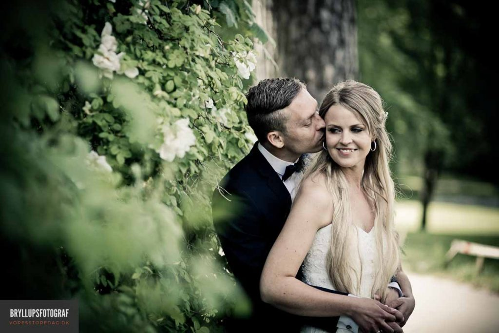 Vrå slotshotel bryllup