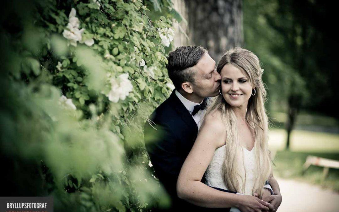 Den Røde Cottage bryllup