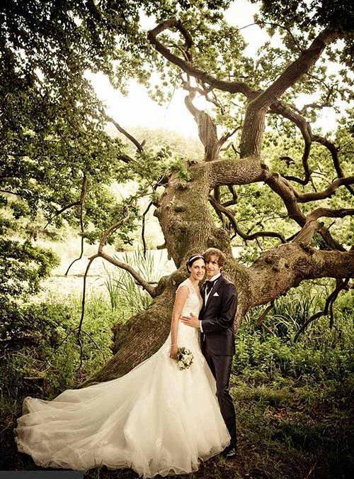 bryllupsfotografering sjælland
