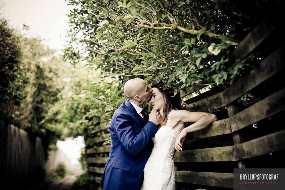 Bryllupsfotograf – et eventyrligt bryllup – Minder for livet