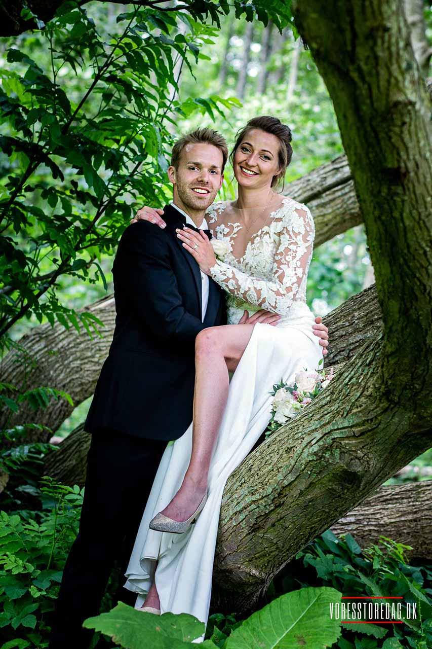 fotograf til bryllup i Esbjerg