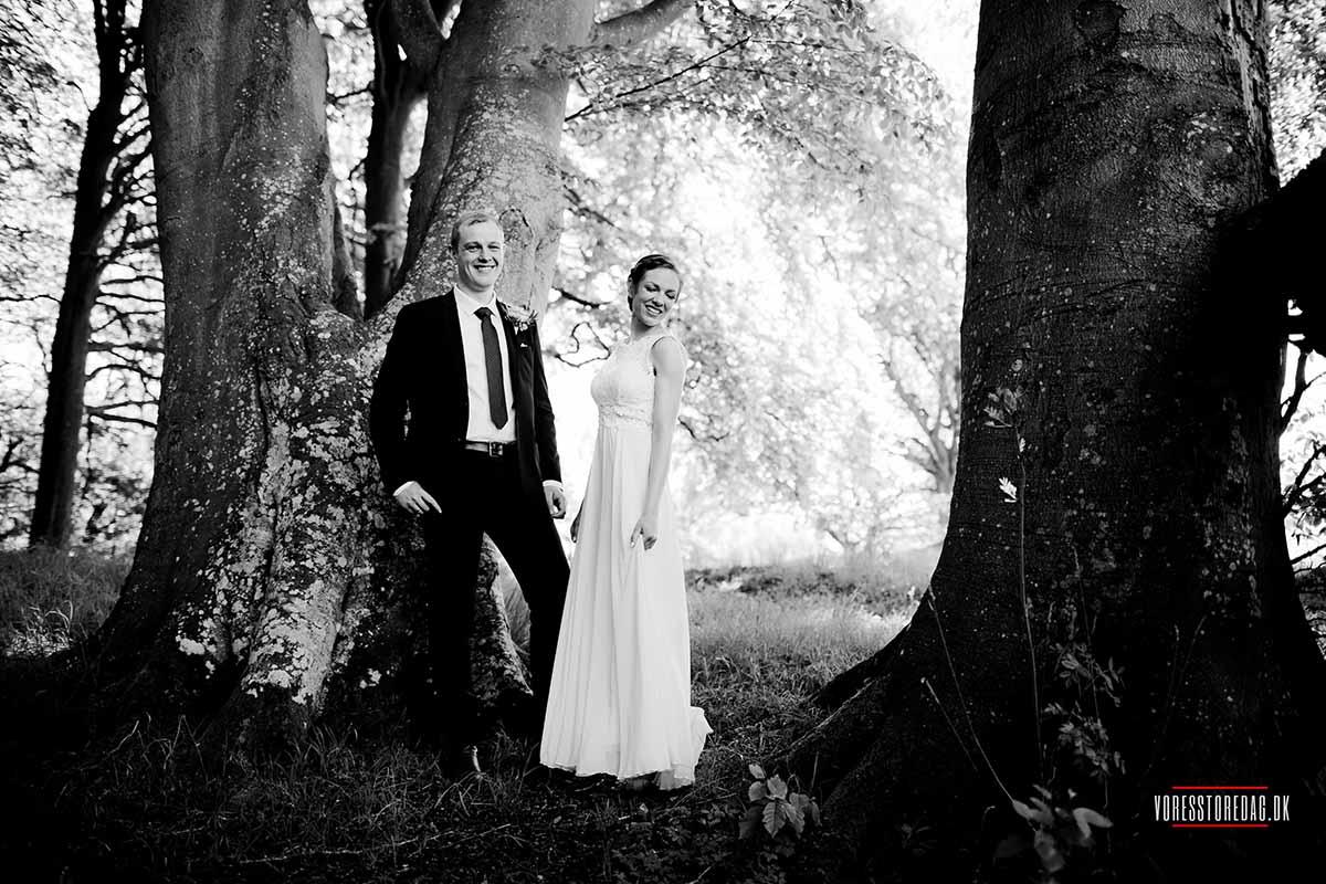 Sørg for at booke en Professionel uddannet fotograf bryllup Aarhus.