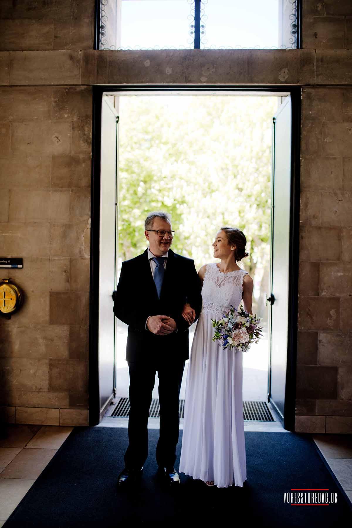 Bryllupslokaler i romantisk herregårdsstil nær Århus