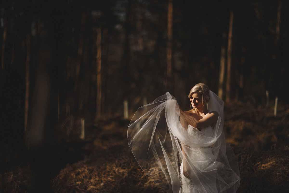 Professionel bryllupsfotograf og bryllupsvideo