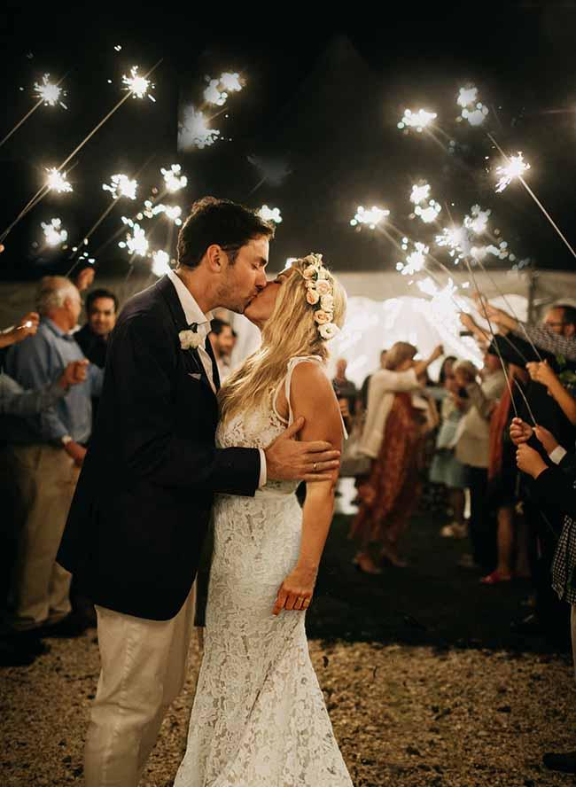 personlige bryllupsbilleder
